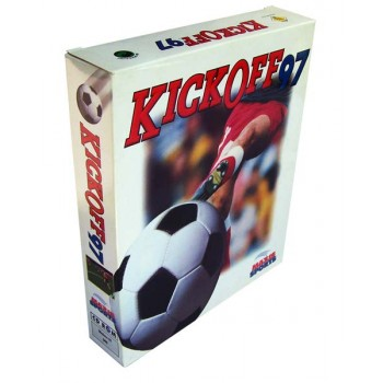 KickOff 97 - PC - Frontcover