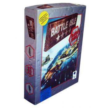 Battle Isle - Data Disk II - PC - Frontcover