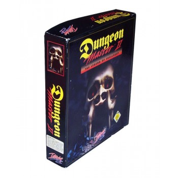 Dungeon Master II - PC - Frontcover