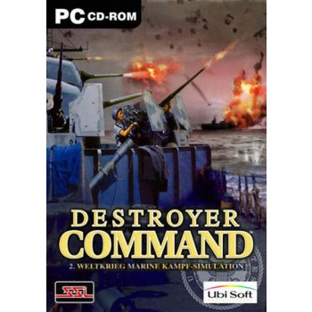 Destroyer Command - PC - Frontcover