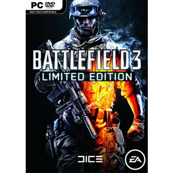 Battlefield 3 - Limited Edition - PC - Frontcover