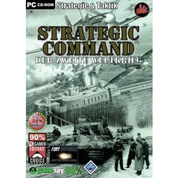 Strategic Command - PC - Frontcover