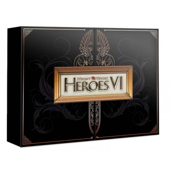 Heroes of Might and Magic 6 - Collectors Edition - Verpackung