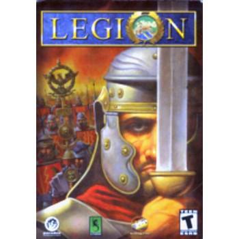 Legion - PC - Frontcover
