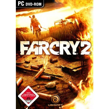 Far Cry 2 - PC - Frontcover