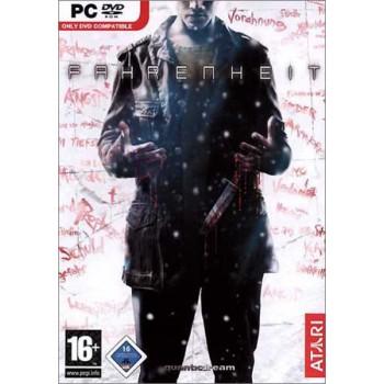 Fahrenheit - PC - Frontcover