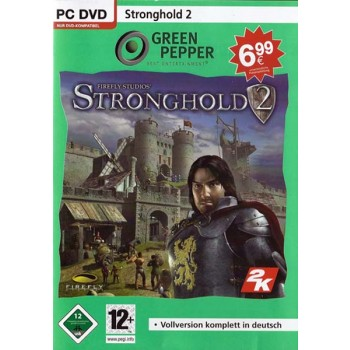 Stronghold 2 (Green Pepper) - PC - Frontcover