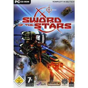 Sword of the Stars - PC - Frontcover