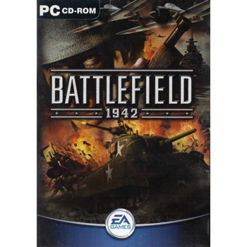 Battlefield 1942 - PC - Frontcover
