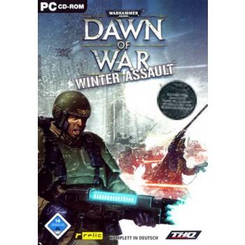 Warhammer 40.000 Dawn of War - Winter Assault - Addon - PC - Frontcover
