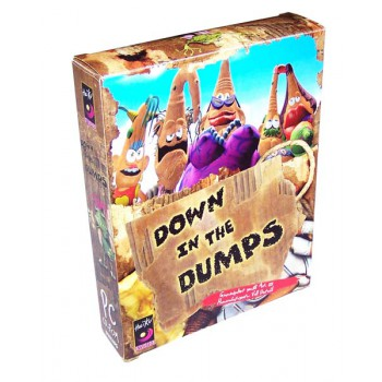 Down in the Dumps - PC - Frontcover