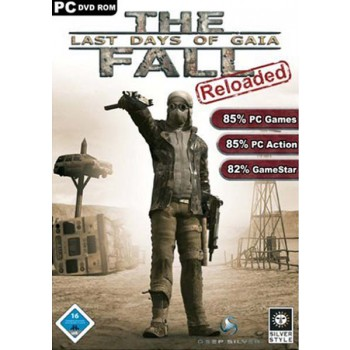 The Fall Reloaded - Last Days of Gaia - PC - Frontcover