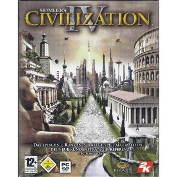 Civilization IV - PC - Frontcover