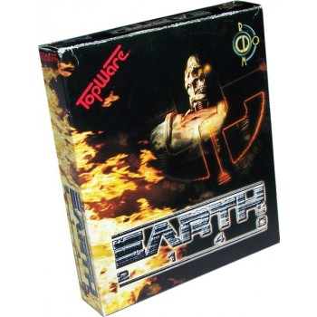 Earth 2140 - PC - Frontcover