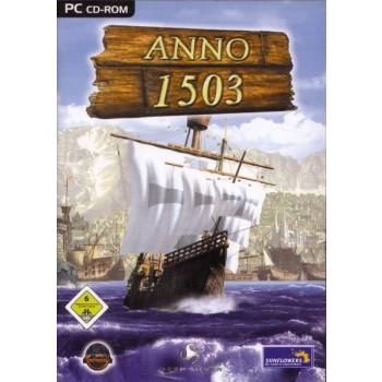 Anno 1503 - PC - Frontcover