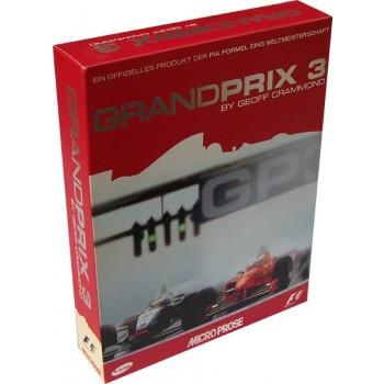 Grand Prix 3 - PC - Frontcover