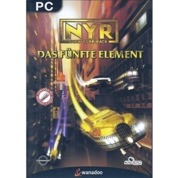 NYR - New York Race: Das Fünfte Element - PC - Frontcover