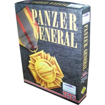 Panzer General  - PC - Spielekarton