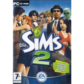 Sims 2 - PC - Frontcover