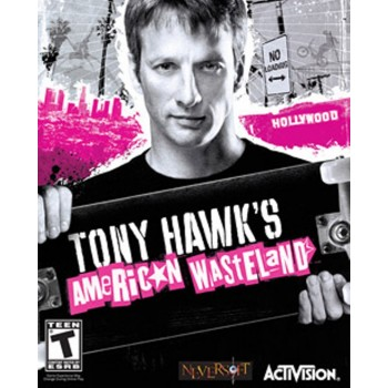 Tony Hawks - American Wasteland - PC - Frontcover