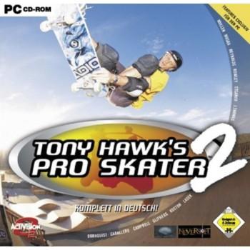 Tony Hawk's Pro Skater 2 -PC- Frontcover
