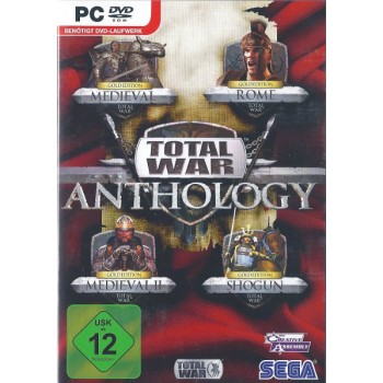 Total War Anthology - PC - Frontcover