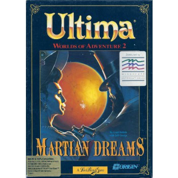 Ultima - Martian Dreams