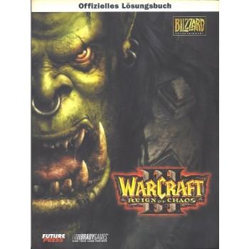 Warcraft 3 - Offizielles Lösungsbuch - Cover