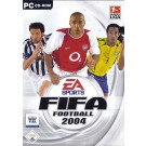 FIFA Football 2004 - PC - Frontcover