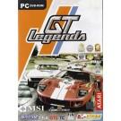 GT Legends - PC - Frontcover