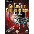 Galactic Civilization II - Limited Edition - PC - Frontcover