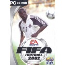 Fifa Football 2002 - PC - Frontcover