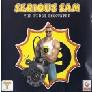 Serious Sam - The First Encounter - PC - Frontcover