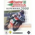 Castrol Honda - Superbike 2000 - PC - Frontcover