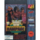 WWF European Rampage - Amiga - Frontcover